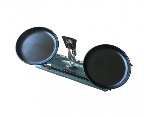J0108A演示托盘天平